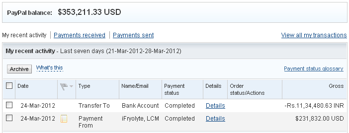 how to pay with paypal balance