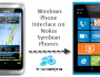 Symbian into Windows Phone Interface