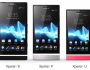 Sony P, U , Sola Launched