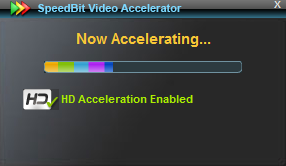 Video Accelaration Signal