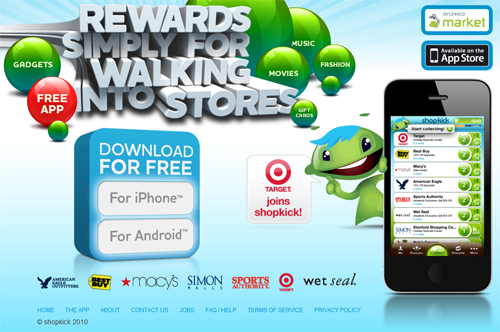 Shopkick-Android