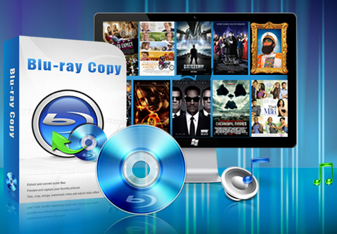 blue-ray Copy