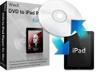 DVD to iPad Ripper for Mac