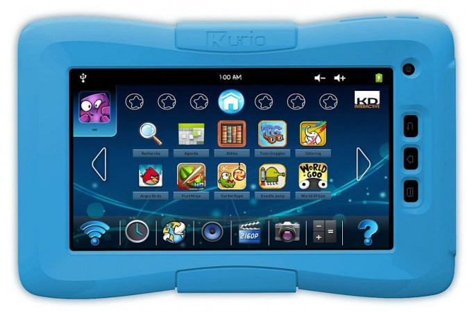 KD Interactive Kurio 7 Tablet: Review