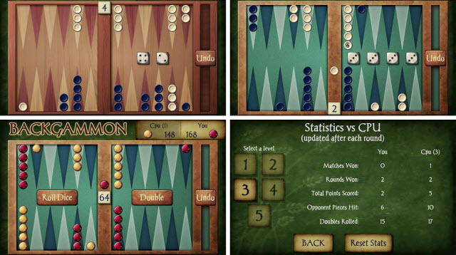 Backgammon Android