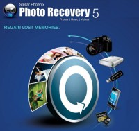 Stellar Phoenix Photo Recovery 5 Review and Free Giveaways