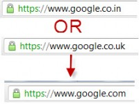 How To Open Google.com Without Redirecting to Country Specific URL