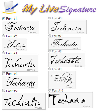 The Best Online Signature Makers - Free and Paid