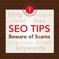 Talk Is Cheap: How To Avoid SEO Scams