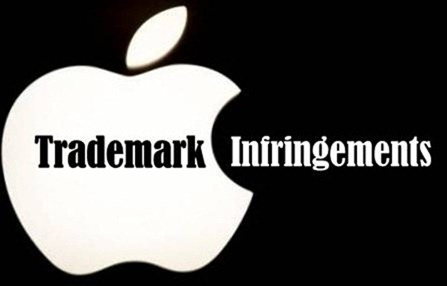 Apple trademarks and patents