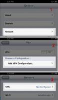 How to Configure iPad VPN?