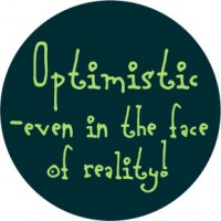 Making Sense of Optimism – #LookUpStories